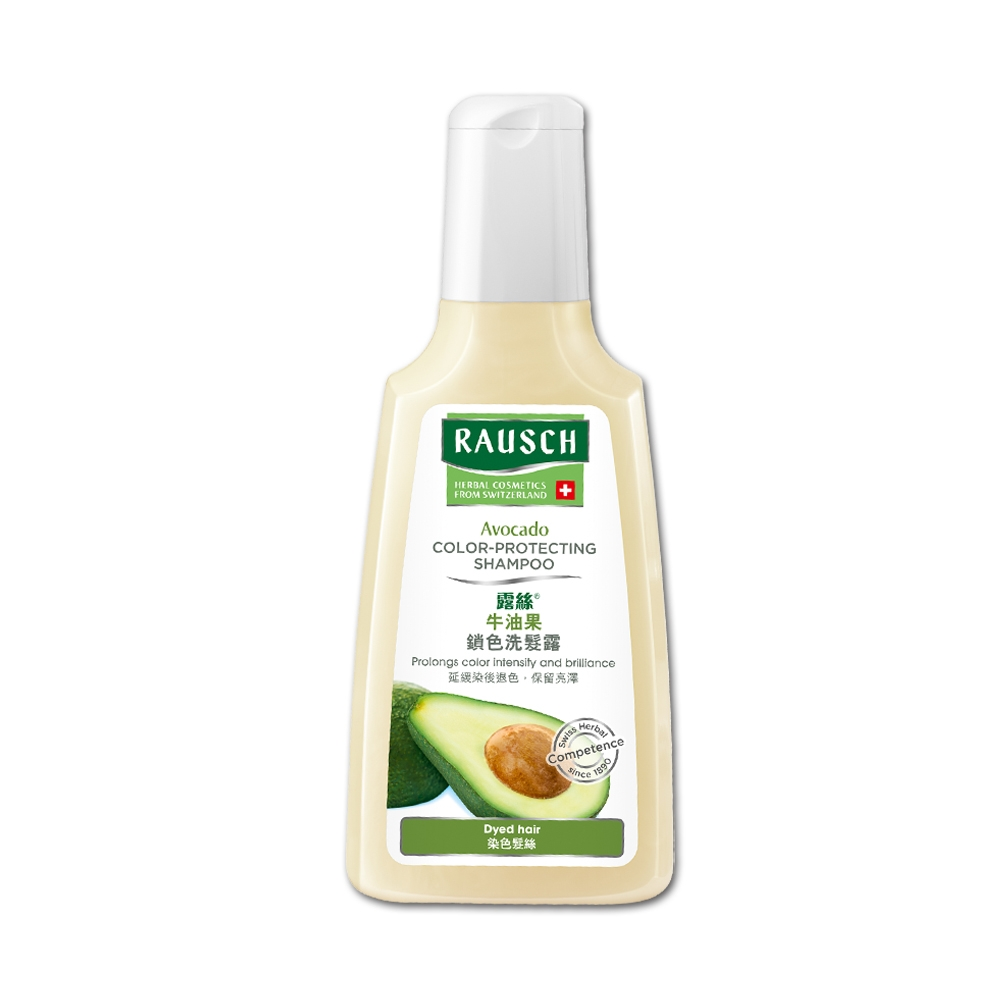 本頁圖片/檔案 - Rausch Avocado Color-Protecting Shampoo